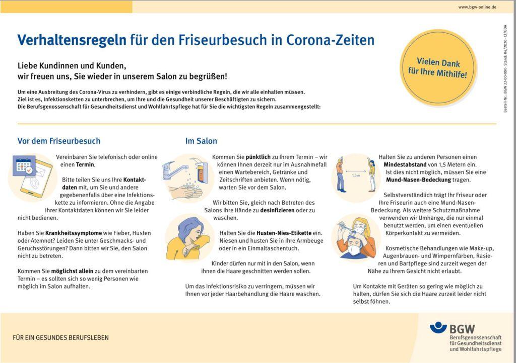 Tipps und Hygieneregeln. Piktogramme und Beschreibungen.